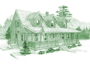 Cedar Lane elevation