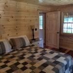 Musquash: Bedroom