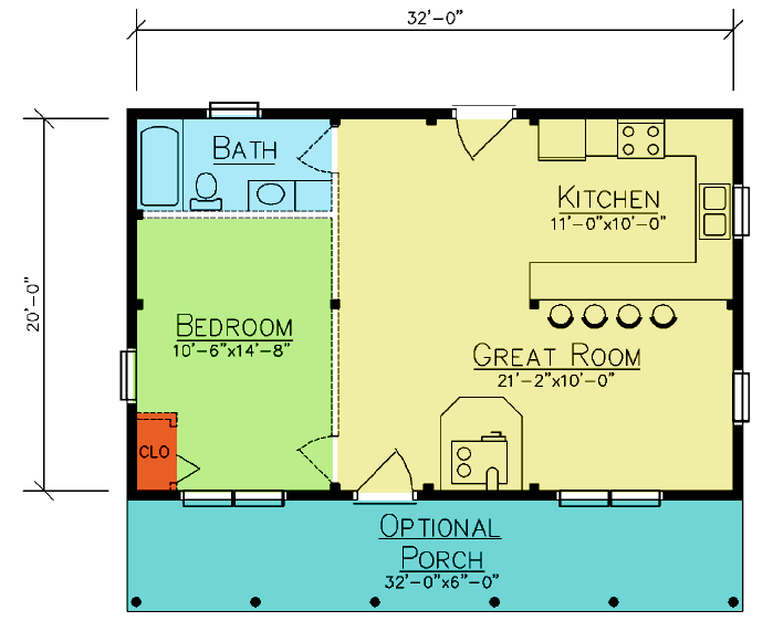Musquash: First Floor