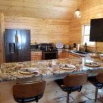 Musquash: Kitchen