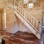 Musquash: Stairs